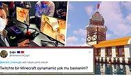 Ekrem İmamoğlu'nun Twitter Hesabından Yaptığı İstanbul Temalı Minecraft Paylaşımı Gençleri Heyecanlandırdı