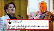 Star Gazetesi Yazarı Aziz Üstel'in Meral Akşener'i Genelev Patroniçesi Manukyan'a Benzetmesine Tepki Yağdı!