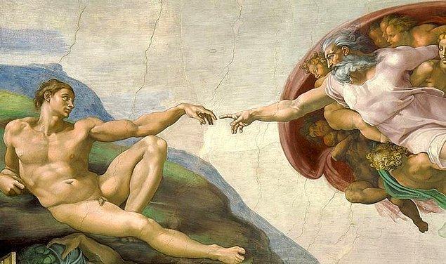 2. Adem'in Yaratılışı