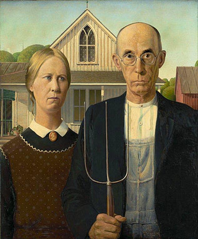 11. Amerikan Gotiği