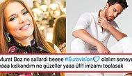 Murat Boz'la İlgili Eurovision Paylaşımı Yapan Demet Akalın ve Takipçileri Arasında Yaşanan Güldüren Diyalog