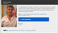 9,9 Puan: Sedat Peker'in Videoları IMDb'de Listelenmeye Başlandı
