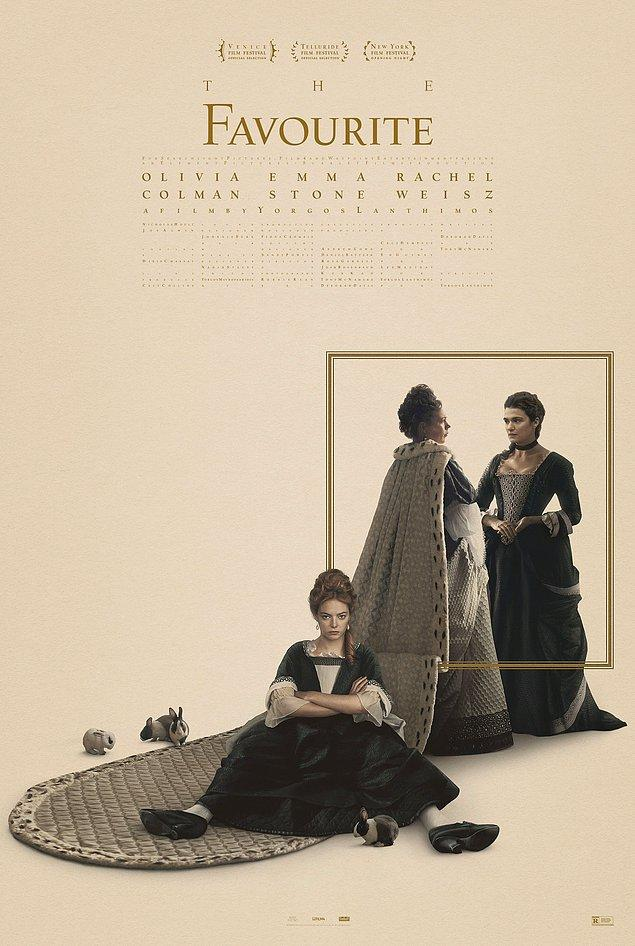 16. The Favourite