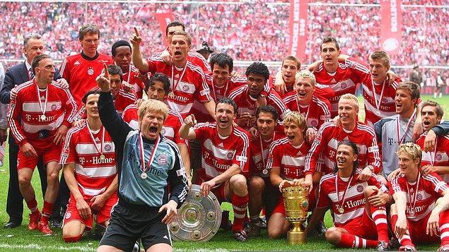 3. Hamit Altıntop / 2007-2008 / Bayern Münih