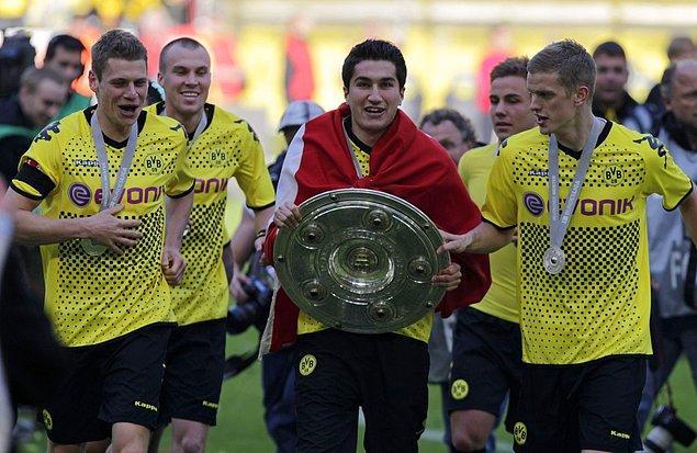 5. Nuri Şahin / 2010-2011 / Borussia Dortmund