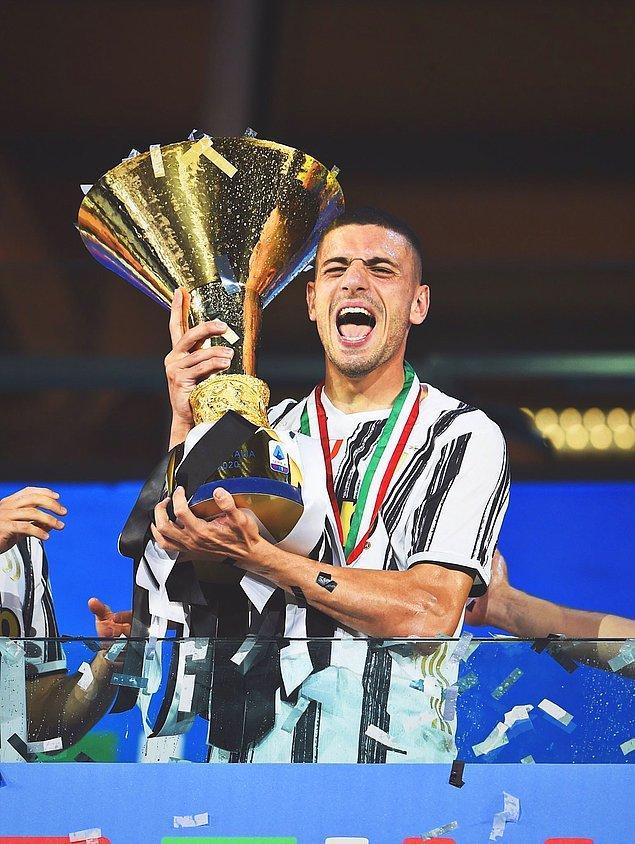 9. Merih Demiral / 2019-2020 / Juventus