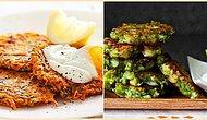 Çeşitli Sebzelerle İster Fırında İster Kızartarak Yapabileceğiniz Birbirinden Leziz 10 Mücver Tarifi