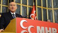 Bahçeli: 'Herkesi Uyarıyorum, Hedef Türkiye'dir'