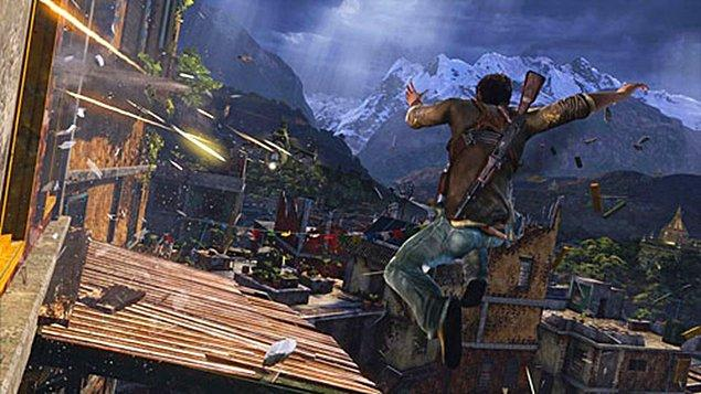 2. Uncharted 2: Among Thieves - İstanbul