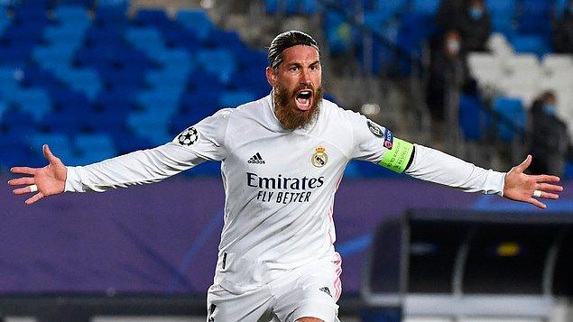 8. Sergio Ramos