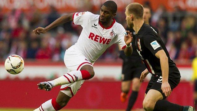 Köln-Augsburg Maçı