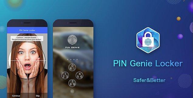 9. PIN Genie Locker