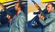Akrabalar Bitmiyor: AKP'li Belediye Başkanının Yeğeni Devlete Ait Silah ve Araçla Görüntülendi