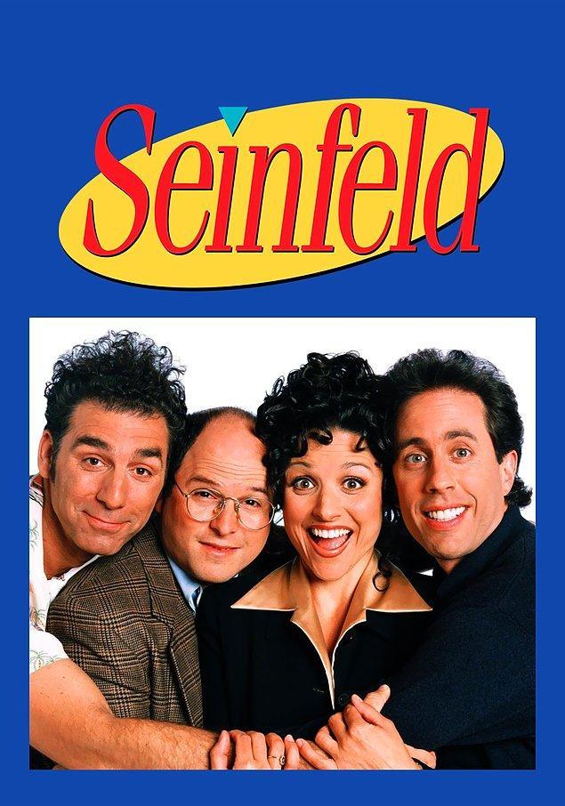4. Seinfeld, 1989-1998