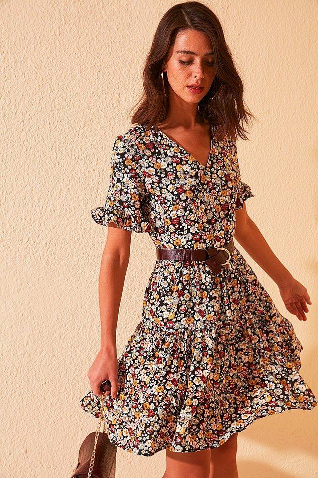 5. Kemerler elbiseler içim muhteşem bir tamamlayıcı oldu.