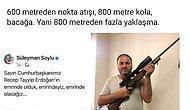 Soylu'nun Mesajını Silahlı Fotoğrafıyla Paylaşan Din Öğretmeni: 'Emrindeyiz'