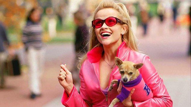 6. Legally Blonde (2001)