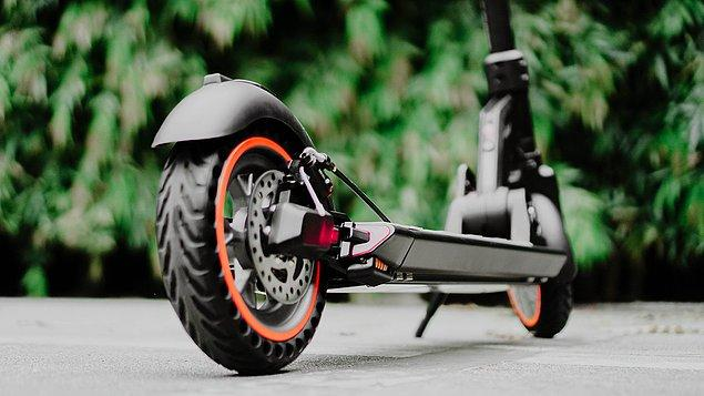 1. Şehir içi ulaşımda mini devrim: Elektrikli scooter