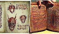 Okuyan İnsanı Delirttiği İddia Edilen Tarihin En Tehlikeli Büyü Kitabı: Necronomicon