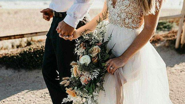 Düğünler açık havada
