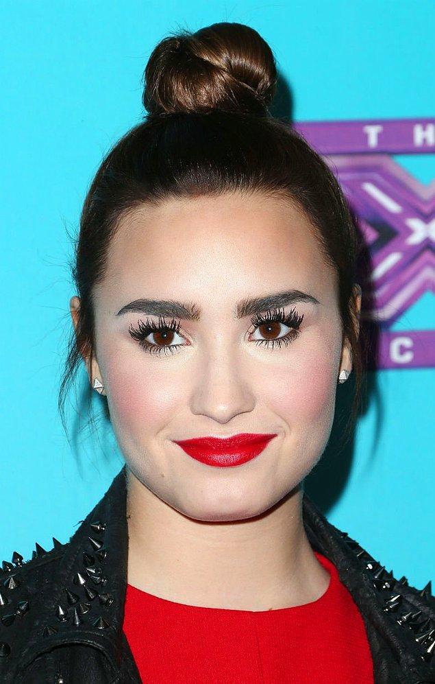 10-Demi Lovato