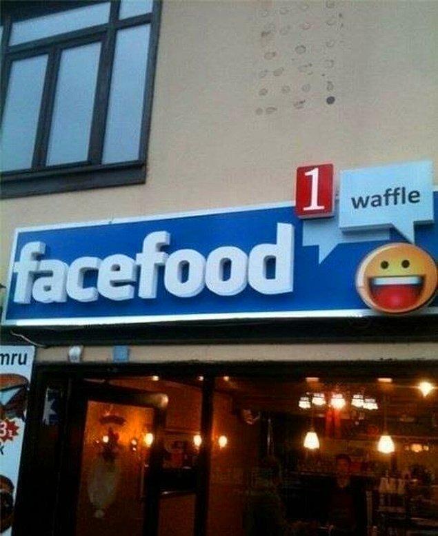 32. Facefood