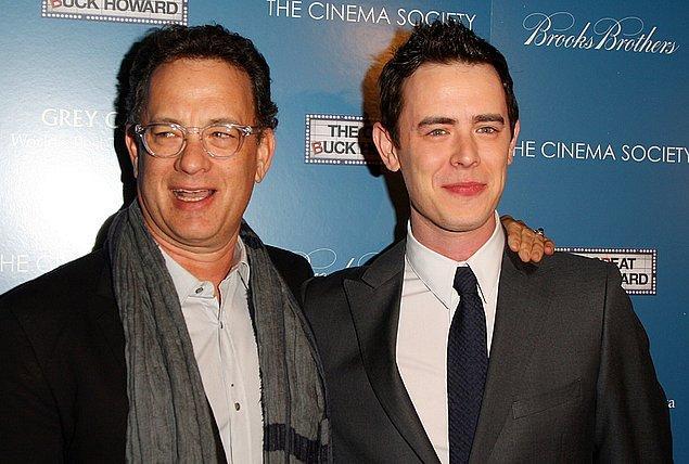 3-Tom Hanks ve Colin Hanks