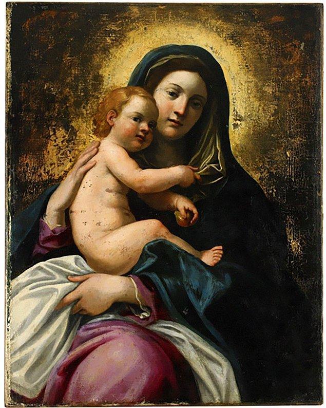 7. İçinde küçük tatlı bebekler varsa muhtemelen baroktur.