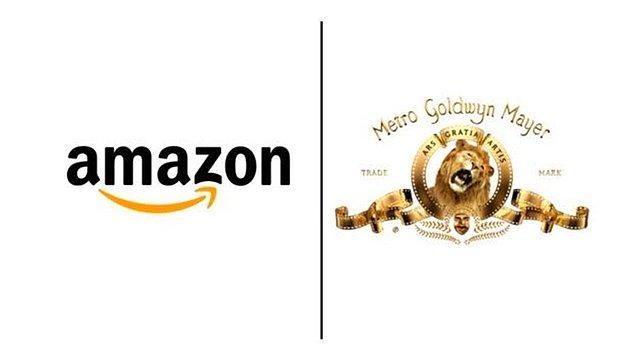 3. Amazon, köklü yapım şirketi MGM'i 8.45 Milyar Dolar karşılığında satın aldı.