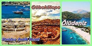 Türk Turistler Tarafından En Çok Tercih Edilen Destinasyonlar Hakkında Bilinmesi Gereken 15 Bilgi