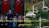 Hazır Camii Açılışı Gündemdeyken Gelin Biz de Diyanet'in Yayınladığı Türkiye'deki Camii Sayılarına Bakalım!