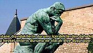"""Düşünmekle Akıl Hastalıkları Arasında Bağ Kuran Tek Ülke Türkiye'deki """"Düşünen Adam""""ın Hikayesi"""