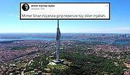 Resmi Açılışı Yapılan Çamlıca Kulesi İçin Söylenen 'İstanbul'un Yeni Sembolü' Sözlerine Tepki Yağdı