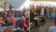 Gençlik ve Spor Bakanlığı'ndan Tepki Çeken Boğaz'da Fasıllı 'Fetih' Kutlaması