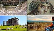 Ülkemizde Yaşamış Medeniyetlerden Bize Miras: Tarihe Işık Tutan 12 Antik Yerleşim Yeri