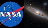 NASA 150 Milyon Işık Yılı Uzaklıktaki Galaksinin Fotoğrafını Paylaştı