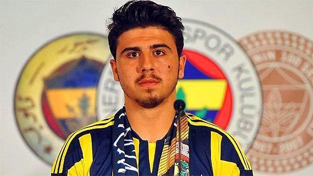 11. Ozan Tufan - Fenerbahçe