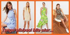 Sıcak Yaz Günlerinde Rahat Rahat Giyebileceğiniz 21 Günlük Elbise