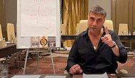 Sedat Peker, Davutoğu'nun Açıklamalarına Cevap Verdi: 'Silahlar SADAT Tarafından Organize Edildi'