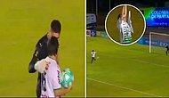 Down Sendromlu Rakip Taraftar İçin Maç Sonrası Kaleye Geçen Kaleci ve O Muhteşem Penaltı Atışı