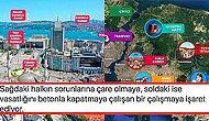 Kabataş Yalanı Mimarlarından Olan AKP'li Halime Kökçe'den Anlam Veremeyeceğiniz Görsel Karşılaştırması