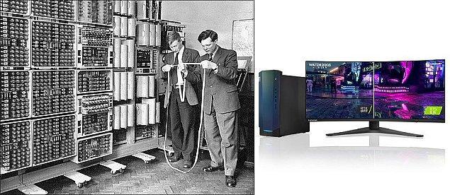 4. Bilgisayar/ masaüstü bilgisayar