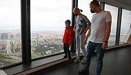 Çamlıca Kulesi Ziyaretçilere Kapılarını Açtı: Giriş Ücreti 60 TL