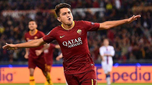 6. Cengiz Ünder - Roma / Leicester City