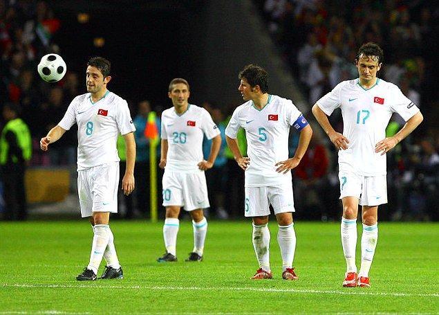 Avrupa Futbol Şampiyonası tarihinin en geç golünün sahibi hangi oyuncumuzdu?