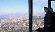 'Çamlıca Kulesi'ndeki Restoranın Erdoğan'a Yakın İsim Hasan Yeşildağ'a İhalesiz Olarak Verildiği İddia Edildi