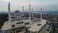 Gider Tablosu Açıklandı: Çamlıca Camii İçin 290 Milyon Dolar Harcanmış