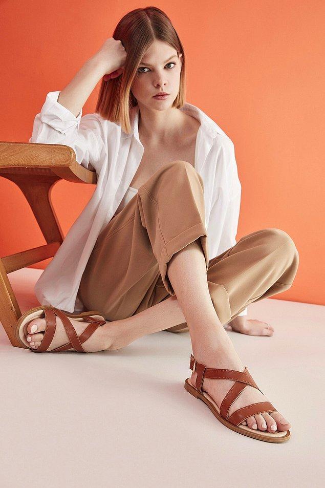 5. Sandalet