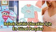 Bebek Sahibi Olanlara ve Olacaklara Özel Birbirinden Güzel Tekstil Ürünleri