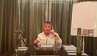 """Sedat Peker 9. Videosunu Yayınladı! """"Metin Külünk'ün Borcunu Ödedim, 10 Bin Dolardan Fazla Verdim"""""""